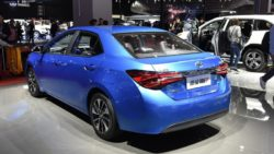 Toyota Levin Facelift At Shanghai Auto Show 2017 8