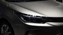 Toyota Corolla Facelift At Shanghai Auto Show 2017 2
