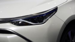 Toyota Levin Facelift At Shanghai Auto Show 2017 16