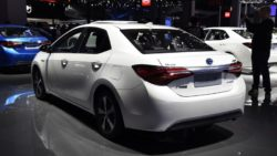 Toyota Levin Facelift At Shanghai Auto Show 2017 14