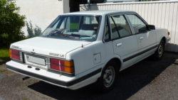 Daihatsu Charmant- A Reliable Sedan of the 1980s 10