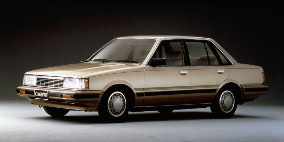 Daihatsu Charmant- A Reliable Sedan of the 1980s 12