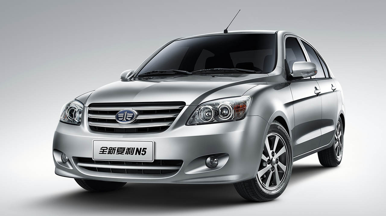 7 Chinese Cars With Sales Exceeding 1 Million Units 1