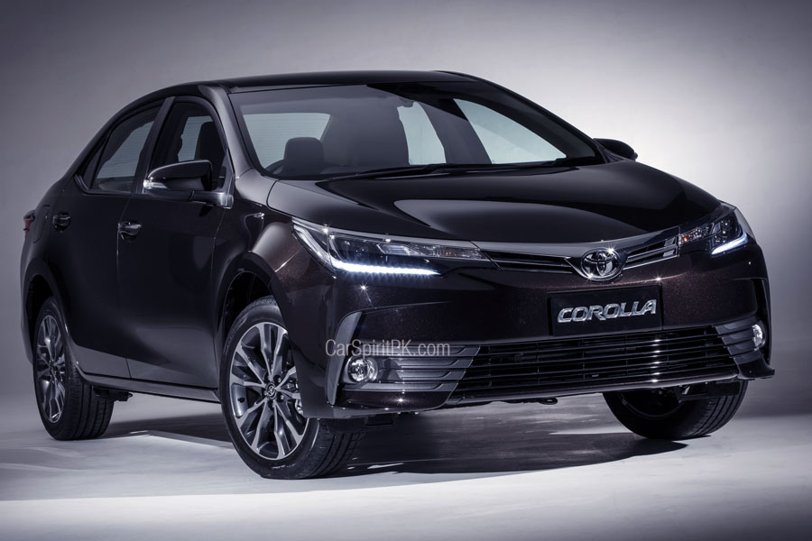 Indus Motors To Launch 2017 Corolla Facelift 1