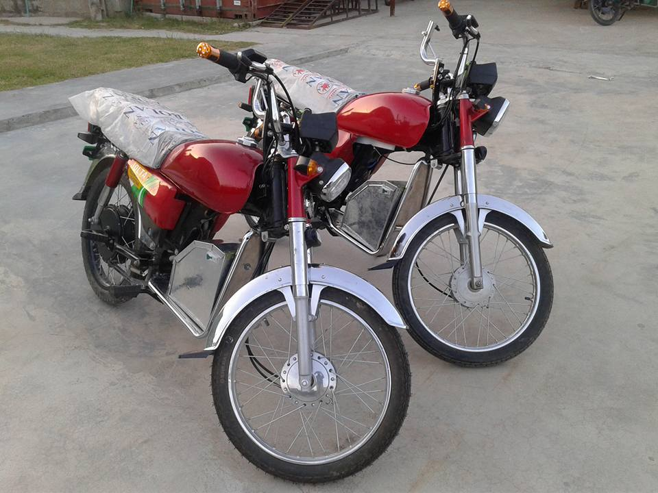 Jolta Electric Bikes in Pakistan 5