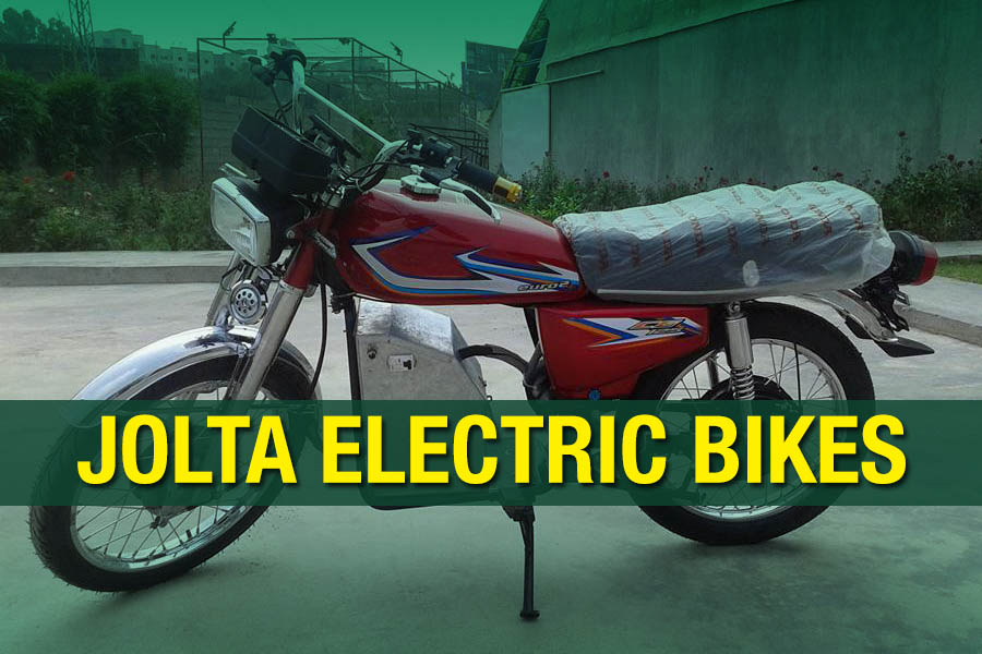 Jolta Electric Bikes in Pakistan 1