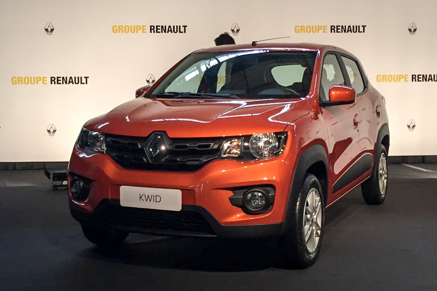 Renault Kwid for Brazil Gets Structural Changes To Make It Safer 16