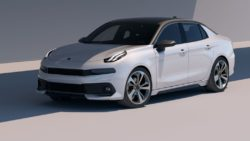 Geely Launches The Lynk & Co 03 Concept at Shanghai Auto Show 14