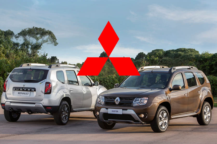 Mitsubishi May Sell Rebadged Renault Models in South East Asia 2