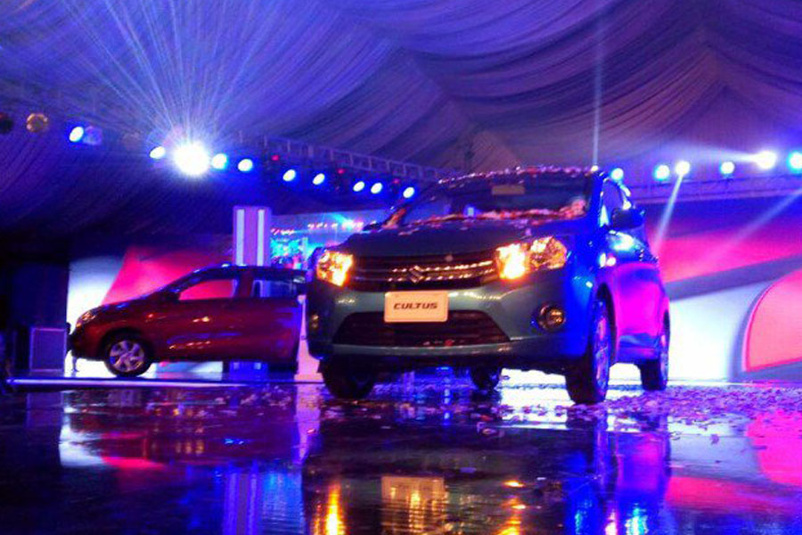 Pak Suzuki Officially Launches the New Cultus (Celerio) in Pakistan 1