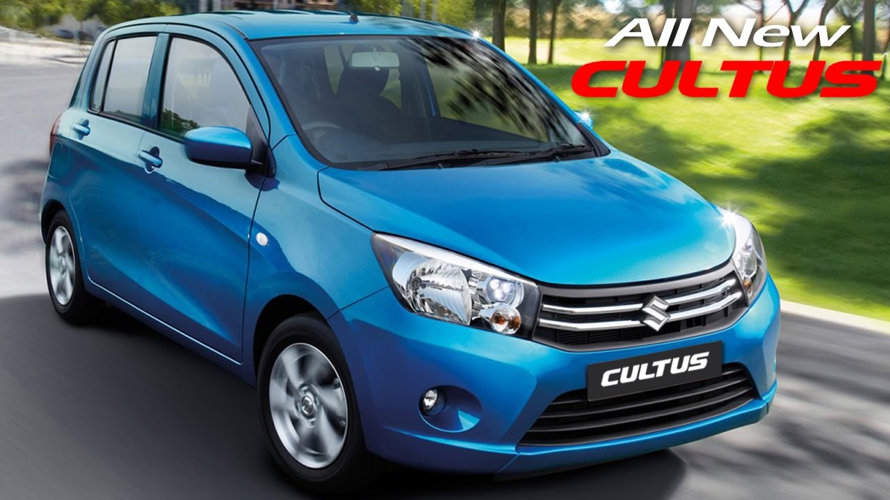 The INR 5.4 lac Celerio vs PKR 13.9 lac Cultus 1