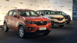 Renault Kwid for Brazil Gets Structural Changes To Make It Safer 3