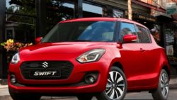 Fourth Generation Suzuki Swift Launched- Pakistan Still Gets the Second Generation 12