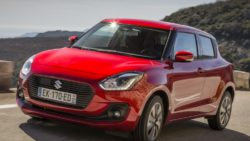 Fourth Generation Suzuki Swift Launched- Pakistan Still Gets the Second Generation 10