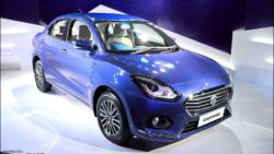 2017 Maruti Dzire Launched in India Priced from INR 5.45 lac 2