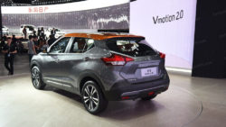 Nissan All Set to Launch the Kicks SUV in China 5