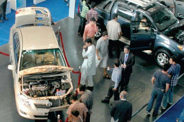 6 Pakistani Companies Participated in Dubai Auto Exhibition 2