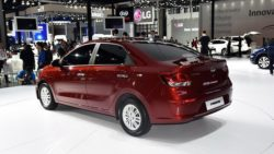 KIA Premiered the Pegas Sedan at Shanghai Auto Show 6
