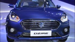 2017 Maruti Dzire Launched in India Priced from INR 5.45 lac 3