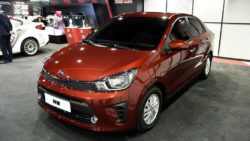 KIA Premiered the Pegas Sedan at Shanghai Auto Show 7