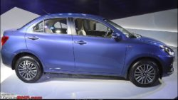 2017 Maruti Dzire Launched in India Priced from INR 5.45 lac 5