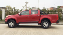 FAW T340 Pickup Might Be Launched in Pakistan 7