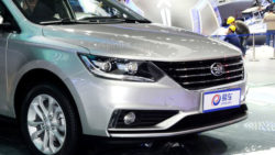 FAW A50 Sedan and CX65 Wagon Unveiled 3