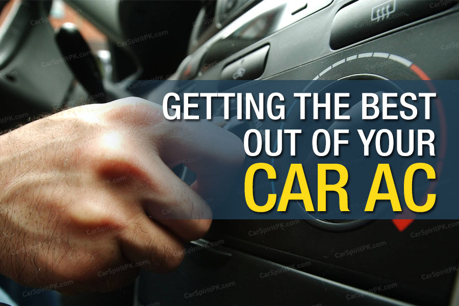 Guide: Getting the Best Out of Your Car's AC 1