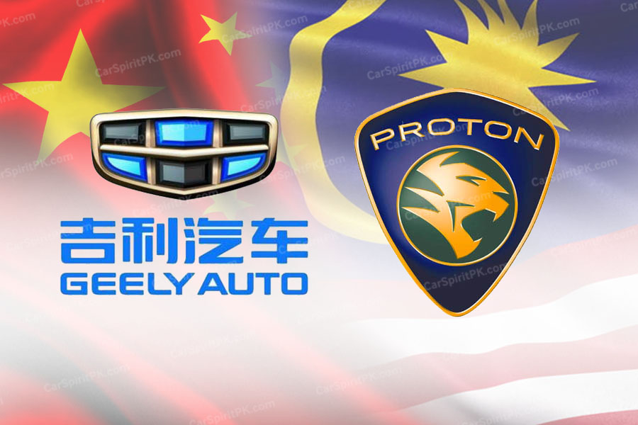 China's Geely Acquires Controlling Stake in Proton 22