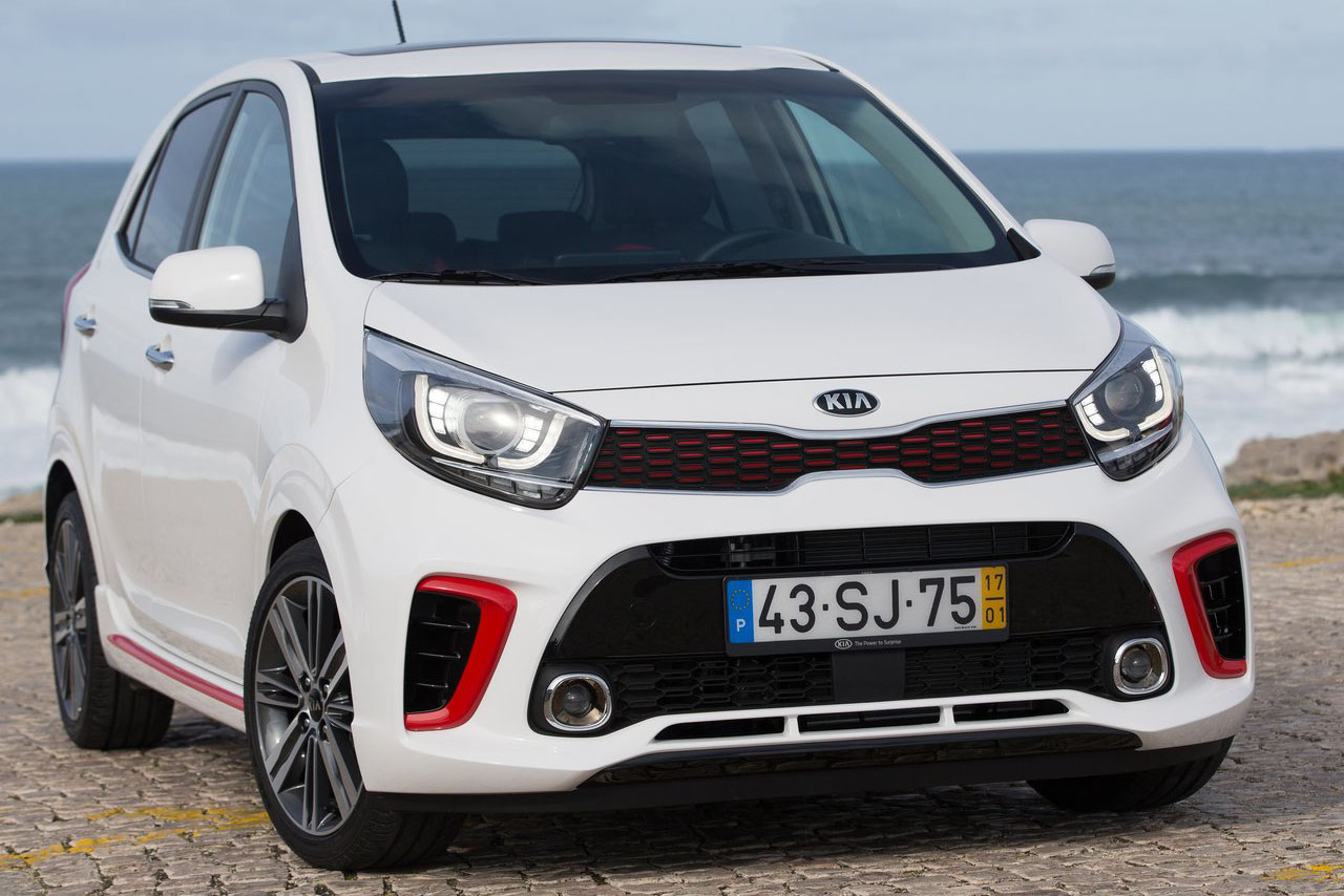 Kia Picanto GT-Line Could Be the Cheapest Performance Car in the World 6