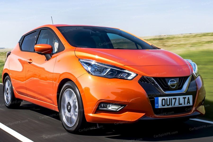 Nissan Micra Gets 1.0 liter Engine in UK 2