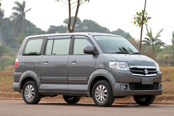 Should Pak Suzuki Replace the Aging APV with Ertiga MPV? 5