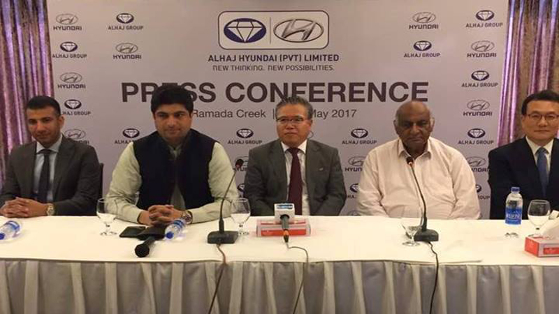 Hyundai and Al-Haj Group to Produce Heavy Commercial Vehicles 2