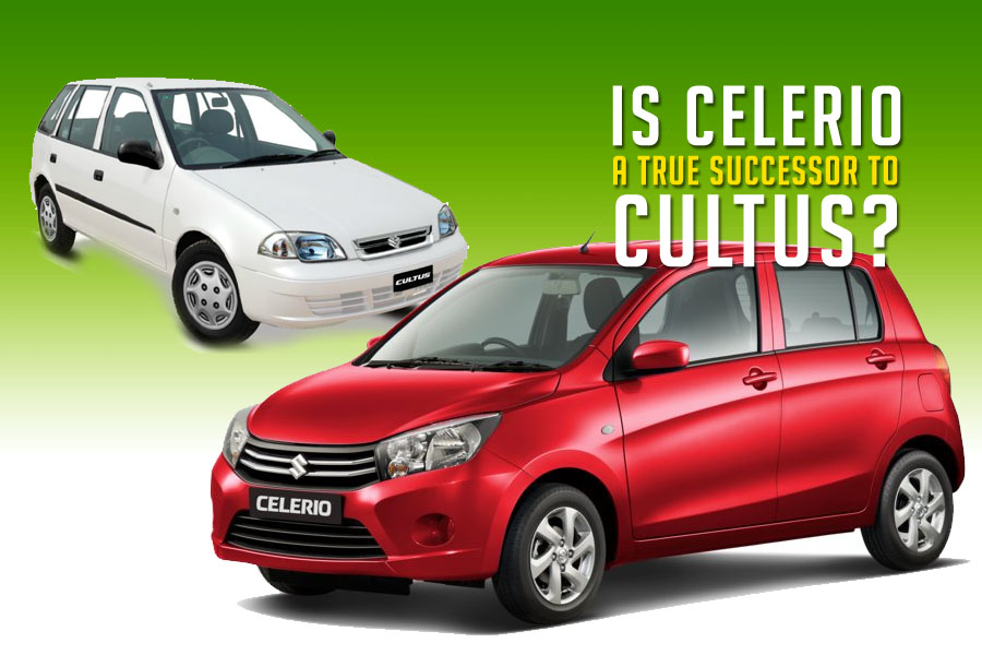 Is Celerio a True Successor to Cultus? 25