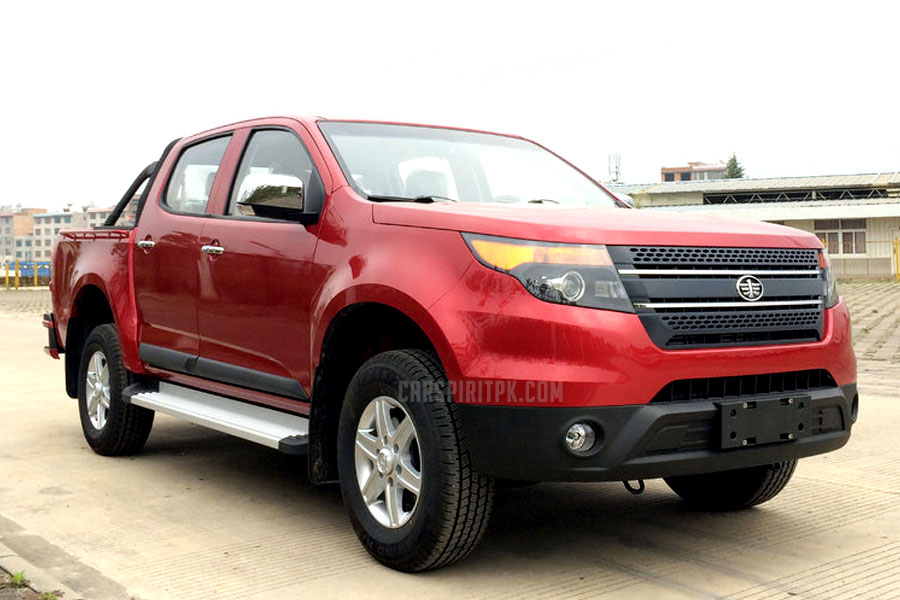 FAW T340 Pickup Might Be Launched in Pakistan 1