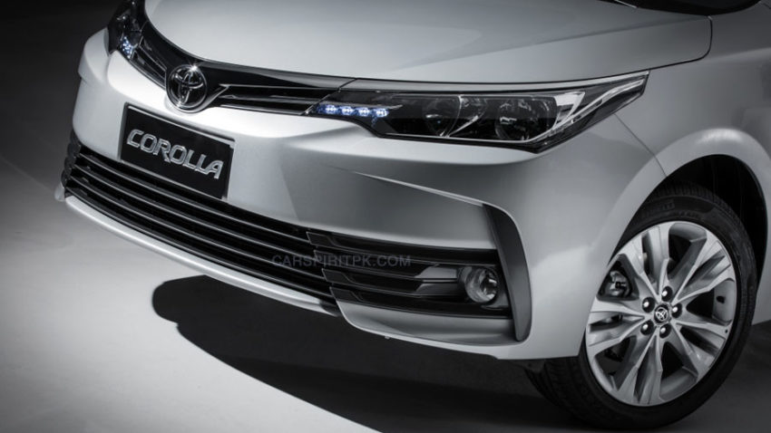 Pakistan Has The Highest Corolla Sales in Asia Pacific and 4th Highest Globally 5