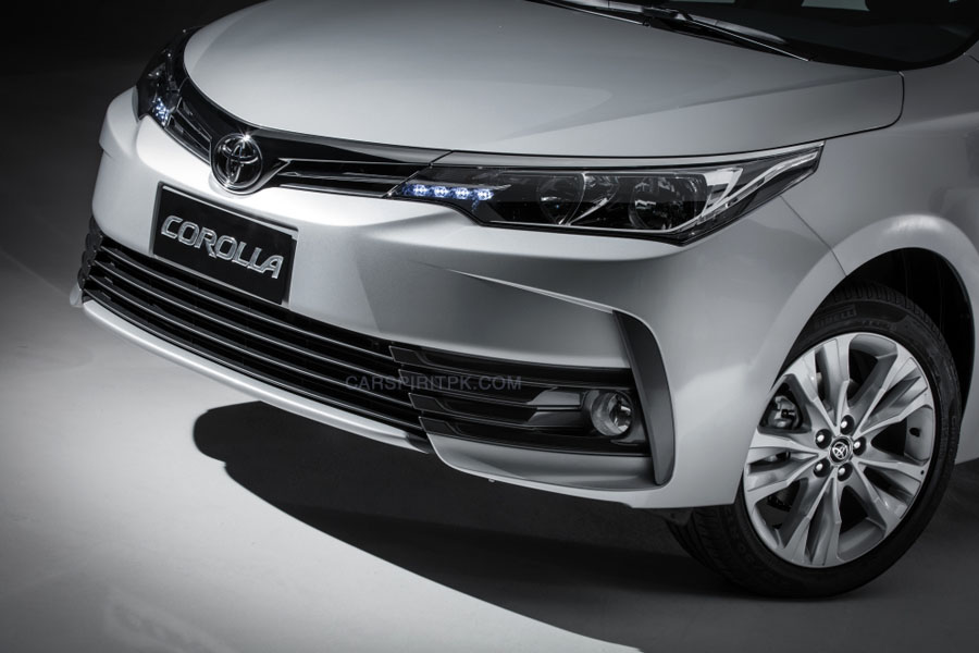 Toyota Corolla 1.3L Prices Revised- Facelift to Arrive in August 2017 3