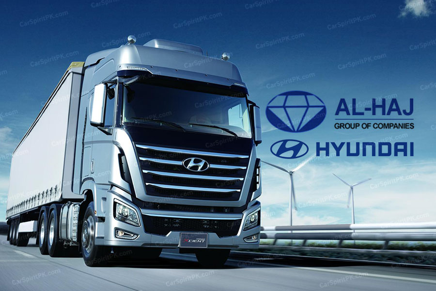 Hyundai and Al-Haj Group to Produce Heavy Commercial Vehicles 1