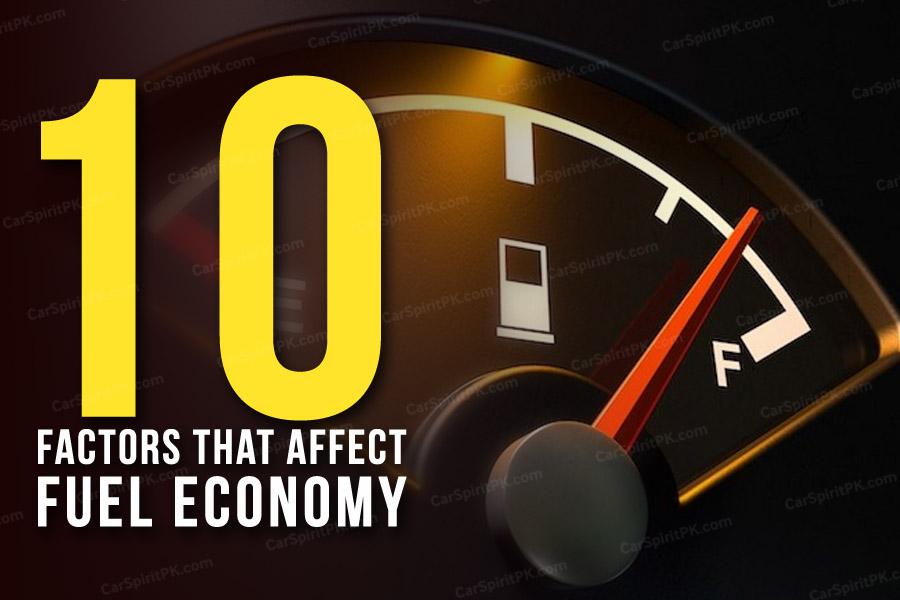 10 Factors That Affect Fuel Economy 18