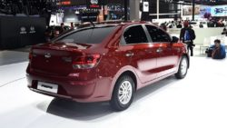 KIA Premiered the Pegas Sedan at Shanghai Auto Show 5