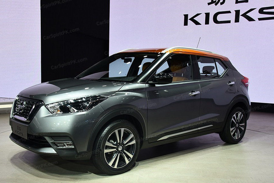Nissan All Set to Launch the Kicks SUV in China 1