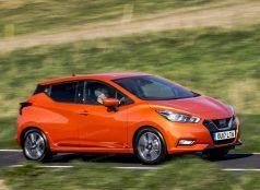 Nissan Micra Gets 1.0 liter Engine in UK 4