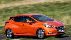 Nissan Micra Gets 1.0 liter Engine in UK 7