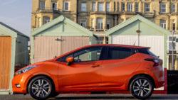 Nissan Micra Gets 1.0 liter Engine in UK 13