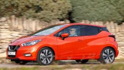 Nissan Micra Gets 1.0 liter Engine in UK 12