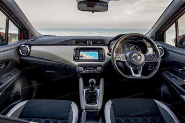 Nissan Micra Gets 1.0 liter Engine in UK 11