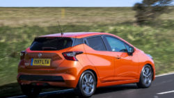 Nissan Micra Gets 1.0 liter Engine in UK 9