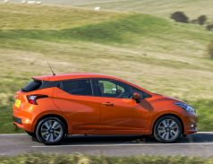 Nissan Micra Gets 1.0 liter Engine in UK 5