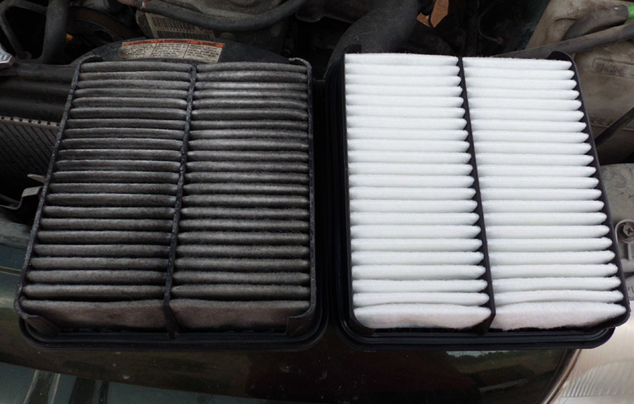 5 Benefits of Clean Air Filter 2