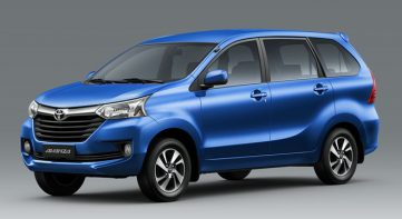 Toyota Avanza Price Revised: PKR 34.5 lac 3